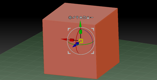 ZBrush4R8-Gizmo3D  基本操作