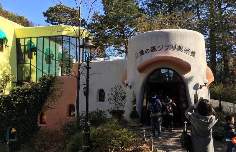 【後編】三鷹駅~美術館での過ごし方-三鷹の森ジブリ美術館に子連れで行ってきました