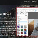 KeyShot for ZBrushの購入方法とインストールとアクティベーション