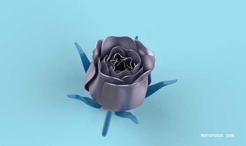 ZBrush-薔薇が作れる!CGWORLD 2020年11号