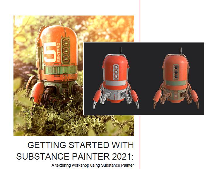 GettingStarted SubstancePainter2021メモ(5)-色々なマテリアルを作る