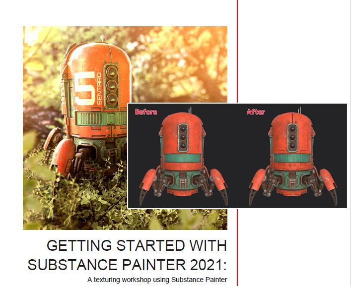 GettingStarted SubstancePainter2021メモ(6)-ノーマルマップを描く