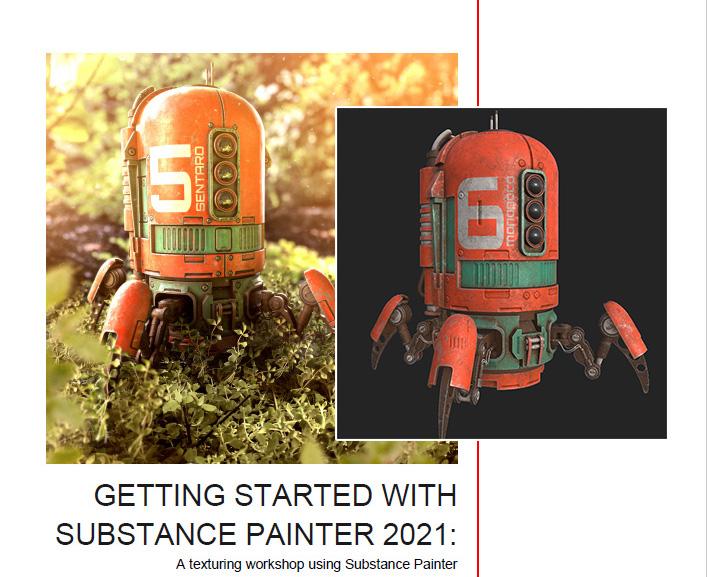 GettingStarted SubstancePainter2021メモ(7)-テキストを追加する