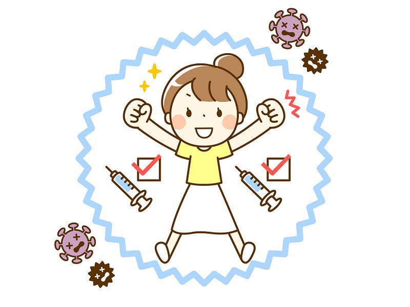 【新型コロナ】夫婦同日!ファイザー社ワクチン接種の記録【副反応】